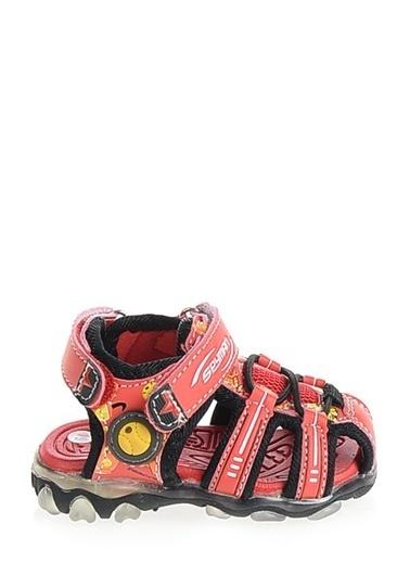 Spyman Sandalet Kırmızı